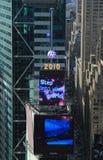 New York Times Square Stock Photos
