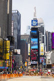 New York Times Square, editorial Royalty Free Stock Photo