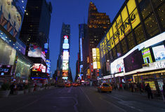 New York Times Square Royalty Free Stock Images