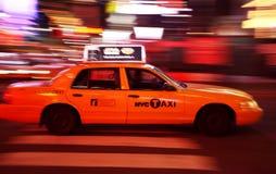 New- York Timesquadratischer Verkehr stockbilder