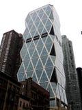 New York tornkvarter Arkivfoto