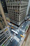 New York traffic Royalty Free Stock Photography
