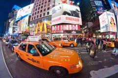 New York traffic Stock Image