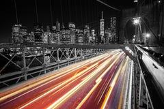 New York Traffic Lights Royalty Free Stock Image