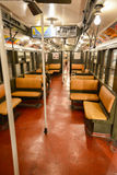 New York Transit Museum Royalty Free Stock Photos
