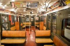 New York Transit Museum Stock Photos