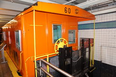 New York Transit Museum 156 Stock Image