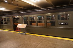 New York Transit Museum 169 Royalty Free Stock Image