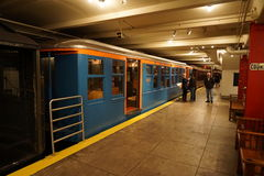 New York Transit Museum 170 Royalty Free Stock Photography