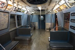 New York Transit Museum 178 Royalty Free Stock Photos