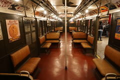 New York Transit Museum 211 Stock Images