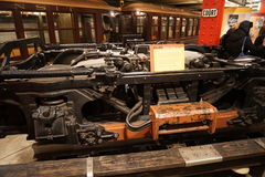 New York Transit Museum 27 Royalty Free Stock Photography