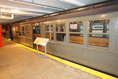 New York transportmuseum 20 Royaltyfri Bild