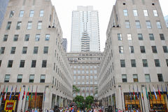 New York 5th avenue Royalty Free Stock Images