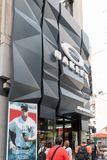 The Oakley store in New York. New York, United States, August 18, 2018:The Oakley store in New York. Oakley currently holds more than 600 patents for eyewear Stock Photo