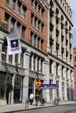 New York University Stock Photography