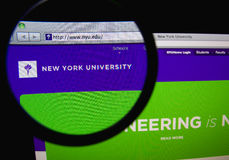 New York University Royalty Free Stock Images