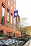 New York University School of Law building Stock Photography