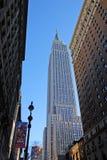 New York urban architecture Royalty Free Stock Photo