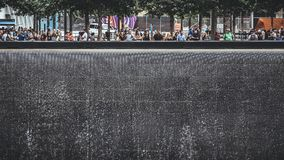 National September 11 Memorial royalty free stock photo