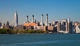 NEW YORK, USA-Consolidated Edison Company of New York Royalty Free Stock Photography