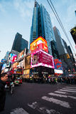 NEW YORK, USA - DECEMBER 20, 2013 Royalty Free Stock Image