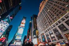 NEW YORK, USA - 20. DEZEMBER Lizenzfreie Stockfotos