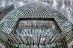 NEW YORK - USA - 13. Juni 2015 Freiheitsturm ist jetzt zur Öffentlichkeit offen Lizenzfreies Stockbild