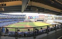 New York, USA; Am 22. Juni 2017; Match zwischen den New York Yankees und den Los Angeles-Engeln am Yankee Stadium stockbild