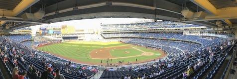 New York, USA; Am 22. Juni 2017; Match zwischen den New York Yankees und den Los Angeles-Engeln am Yankee Stadium stockfoto