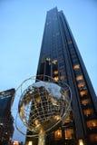 New York USA - Maj 29, 2018: Hotell och Towe för trumf internationellt Royaltyfria Bilder
