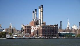 NEW YORK, USA-OCTOBER 5:Edison Company Royalty Free Stock Photos
