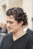 NEW-YORK, USA - OCTOBER 9: Orlando Bloom prior to ROMEO AND JULI Stock Images