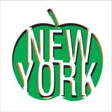 New York Vector Royalty Free Stock Photography