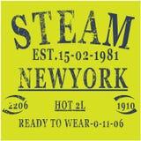 New York - Vectorkunstwerk voor jongenssportkleding Stock Foto