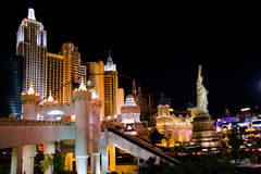 New York in Vegas Royalty Free Stock Images
