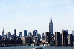 New-York View Royalty Free Stock Image