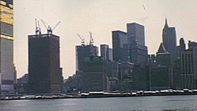 Seventies Twin Towers