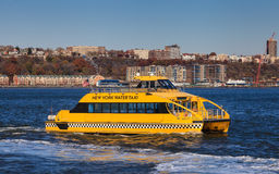 New York Water Taxi Stock Images