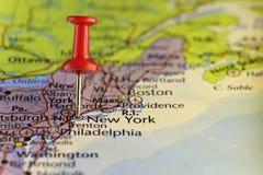 New York, Weltkapitol-Stadt Lizenzfreies Stockbild