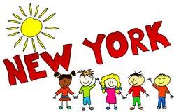 NEW YORK Royalty Free Stock Photo