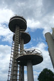 New York World's Fair New York State Pavilion Royalty Free Stock Photography