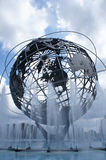 1964 New York World s Fair Unisphere in Flushing Meadows Park, Queens, NY Stock Photography