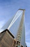New York World Trade Center sex Royaltyfri Foto