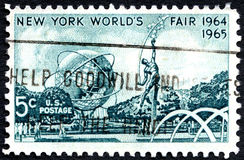 New York Worlds Fair Royalty Free Stock Photography