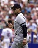 New York Yankee manager Joe Torre Stock Photo