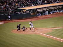 New York Yankees Alex Rodriguez at bat Royalty Free Stock Images