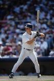 New York Yankees 1B Tino Martinez Στοκ εικόνα με δικαίωμα ελεύθερης χρήσης