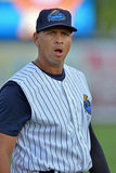 New York Yankees baseball player Alex Rodriguez rehab assignment Stock Images
