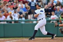 New York Yankees baseball player Alex Rodriguez rehab assignment Stock Photos